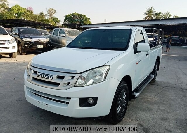 Used 2013 ISUZU D-MAX BH851406 for Sale