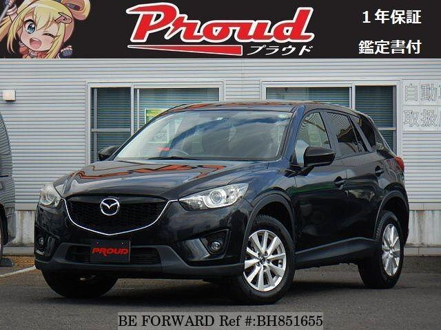 Used 2012 MAZDA CX-5 BH851655 for Sale