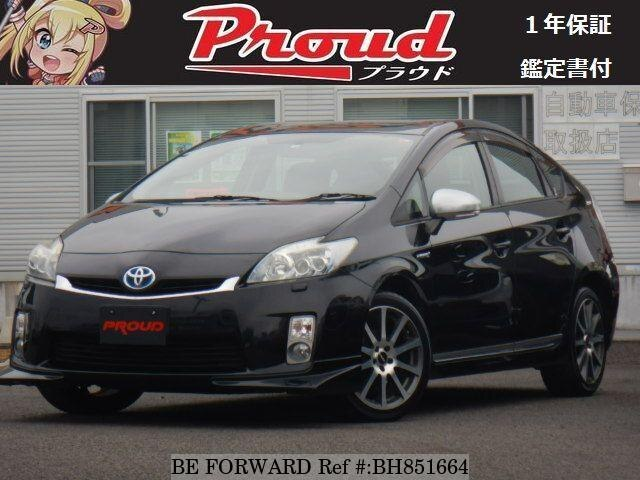 Used 2010 TOYOTA PRIUS BH851664 for Sale