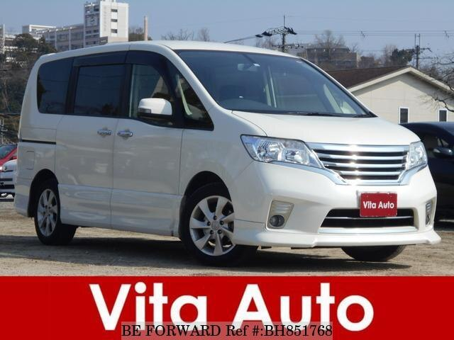 Used 2012 NISSAN SERENA BH851768 for Sale