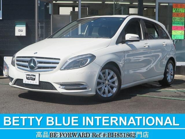 Used 2014 MERCEDES-BENZ B-CLASS BH851862 for Sale