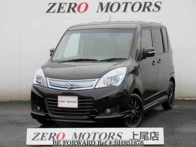 Used 2014 SUZUKI SOLIO BH851876 for Sale