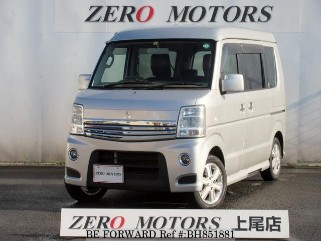 Used 2014 MITSUBISHI TOWN BOX BH851881 for Sale