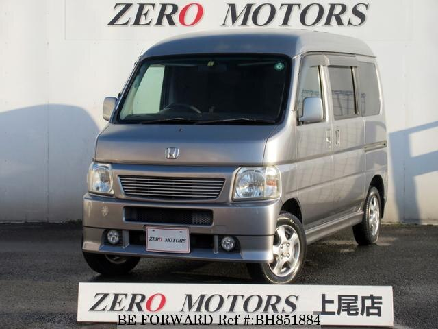 Used 2004 HONDA VAMOS HOBIO BH851884 for Sale