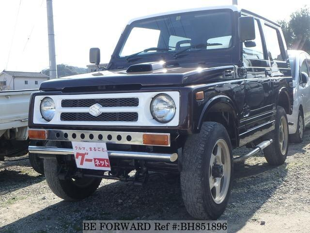 Used 1995 SUZUKI JIMNY BH851896 for Sale