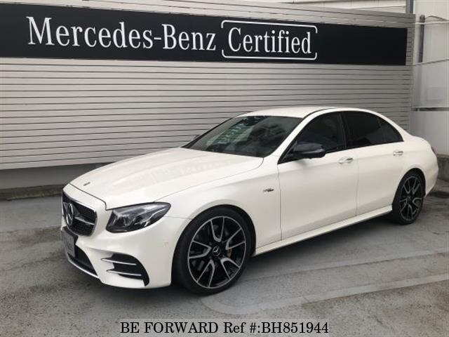 Used 2019 MERCEDES-BENZ E-CLASS BH851944 for Sale