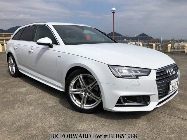 Used 2016 AUDI A4 BH851968 for Sale