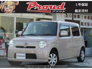 Used 2010 DAIHATSU MIRA COCOA BH852038 for Sale