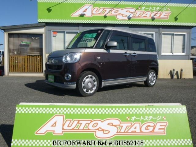 Used 2016 DAIHATSU MOVE CANBUS BH852148 for Sale