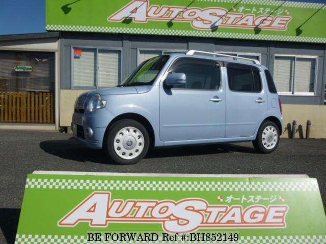 Used 2010 DAIHATSU MIRA COCOA BH852149 for Sale