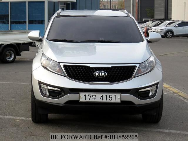 Used 2016 KIA SPORTAGE BH852265 for Sale