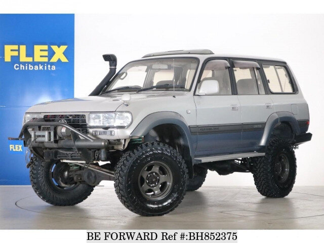 Used 1995 TOYOTA LAND CRUISER BH852375 for Sale