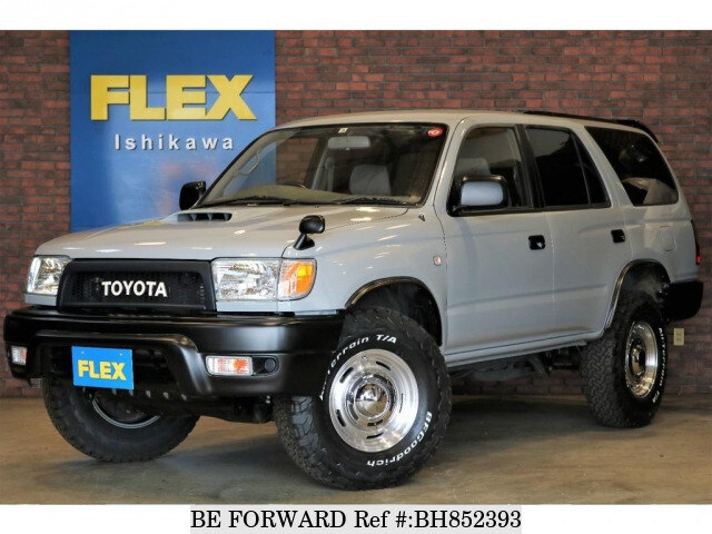 Used 1996 TOYOTA HILUX SURF BH852393 for Sale