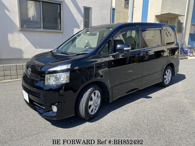 Used 2008 TOYOTA VOXY BH852492 for Sale