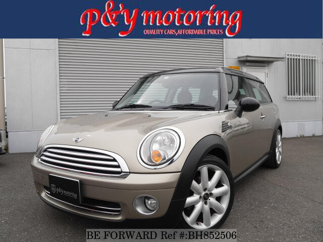 Used 2008 BMW MINI CLUBMAN BH852506 for Sale