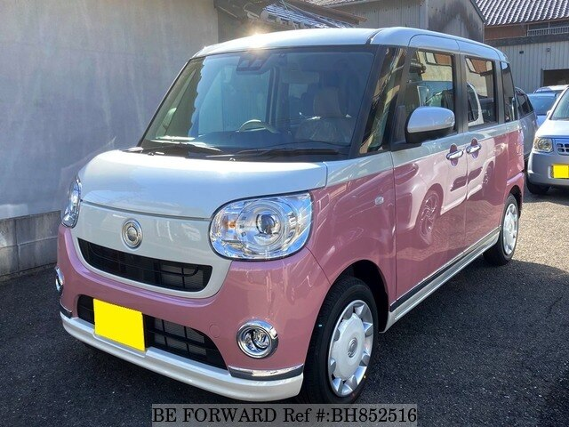 Used 2021 DAIHATSU MOVE BH852516 for Sale