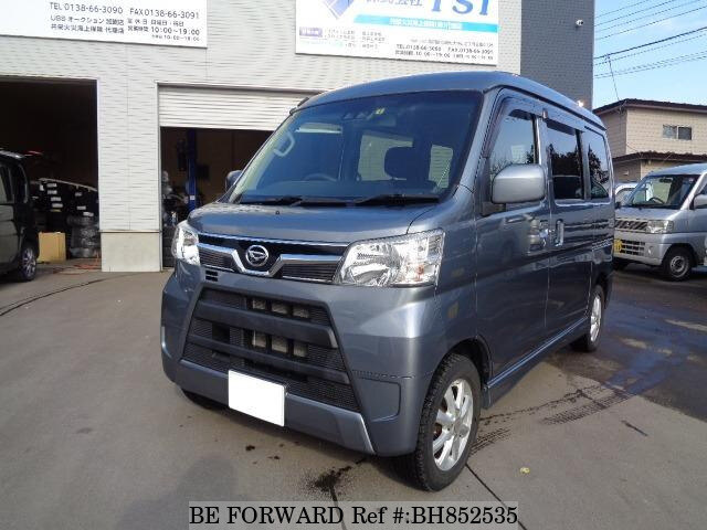 Used 2018 DAIHATSU ATRAI WAGON BH852535 for Sale