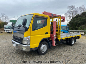 Used 2007 MITSUBISHI FUSO CANTER BH852547 for Sale