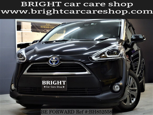 Used 2018 TOYOTA SIENTA BH852558 for Sale