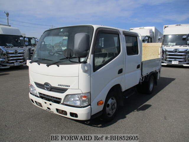 Used 2014 HINO DUTRO BH852605 for Sale
