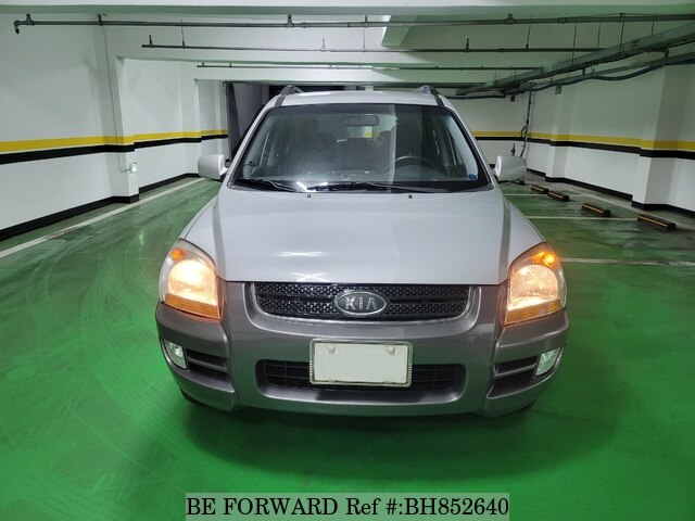 Used 2007 KIA SPORTAGE BH852640 for Sale