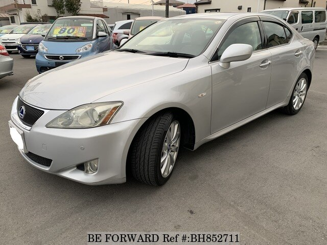 Used 2005 LEXUS IS BH852711 for Sale