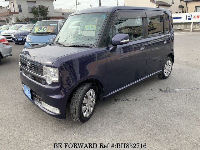 Used 2010 DAIHATSU MOVE CONTE BH852716 for Sale