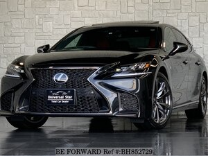 Used 2018 LEXUS LS BH852729 for Sale