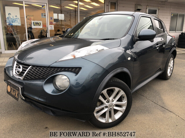 Used 2010 NISSAN JUKE BH852747 for Sale