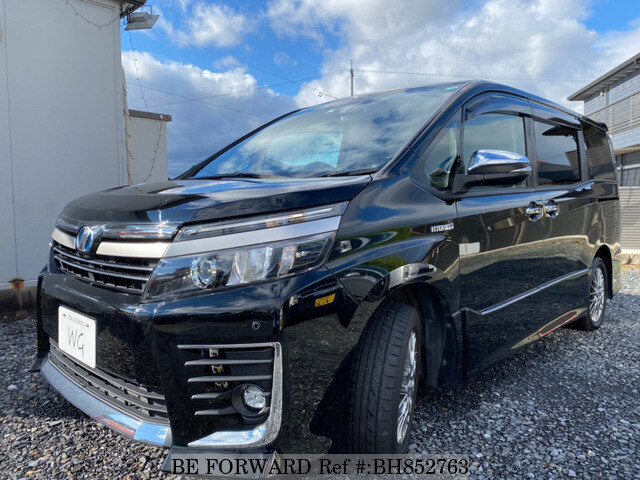 Used 2017 TOYOTA VOXY BH852763 for Sale
