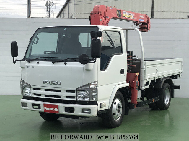 Used 2012 ISUZU ELF TRUCK BH852764 for Sale