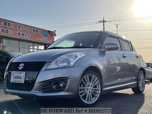 Used 2013 SUZUKI SWIFT BH852771 for Sale