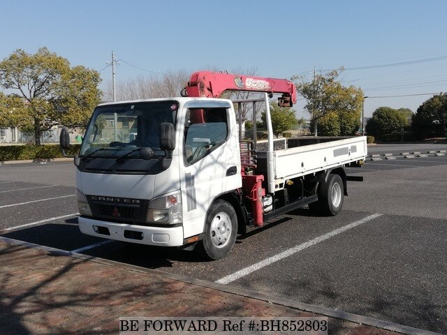 Used 2006 MITSUBISHI FUSO CANTER BH852803 for Sale