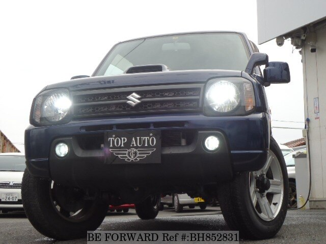 Used 2011 SUZUKI JIMNY BH852831 for Sale