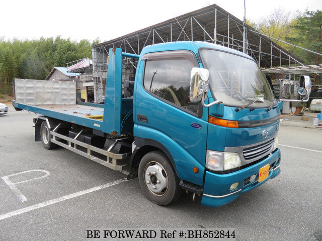 Used 2001 HINO DUTRO BH852844 for Sale