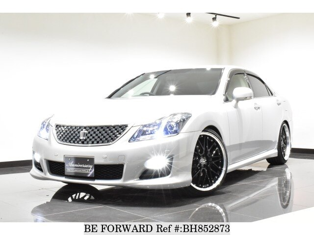 Used 2008 TOYOTA CROWN ATHLETE SERIES BH852873 for Sale