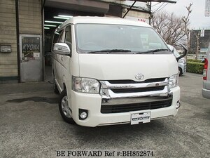 Used 2014 TOYOTA HIACE WAGON BH852874 for Sale