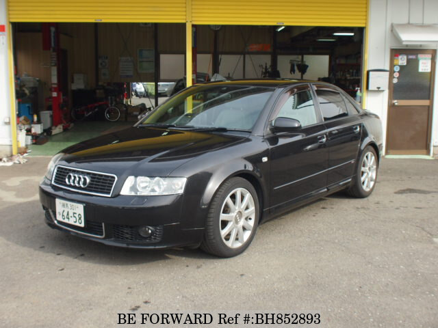 Used 2004 AUDI A4 BH852893 for Sale