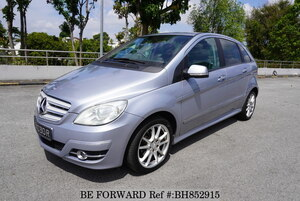 Used 2011 MERCEDES-BENZ B-CLASS BH852915 for Sale