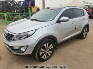 Used 2011 KIA SPORTAGE BH852930 for Sale