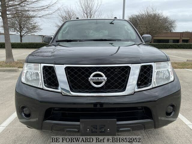 Used 2012 NISSAN PATHFINDER BH852952 for Sale