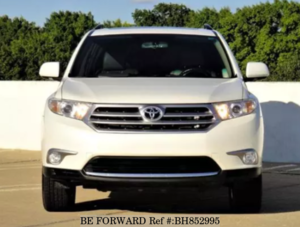 Used 2012 TOYOTA HIGHLANDER BH852995 for Sale