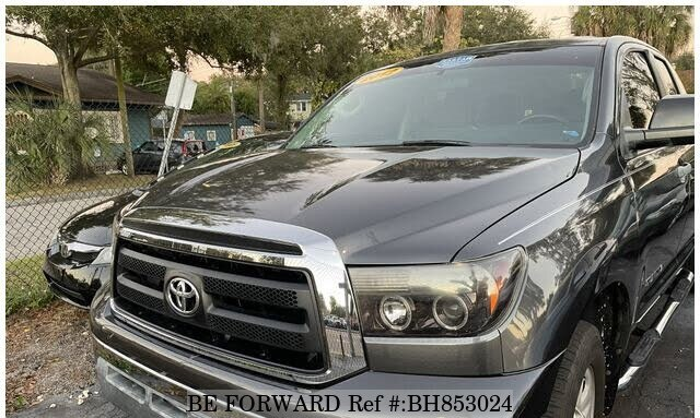 Used 2012 TOYOTA TUNDRA BH853024 for Sale