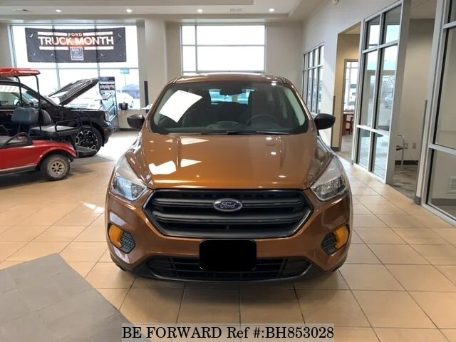 Used 2017 FORD ESCAPE BH853028 for Sale