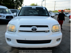Used 2007 TOYOTA SEQUOIA BH853039 for Sale