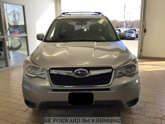 Used 2014 SUBARU FORESTER BH853042 for Sale