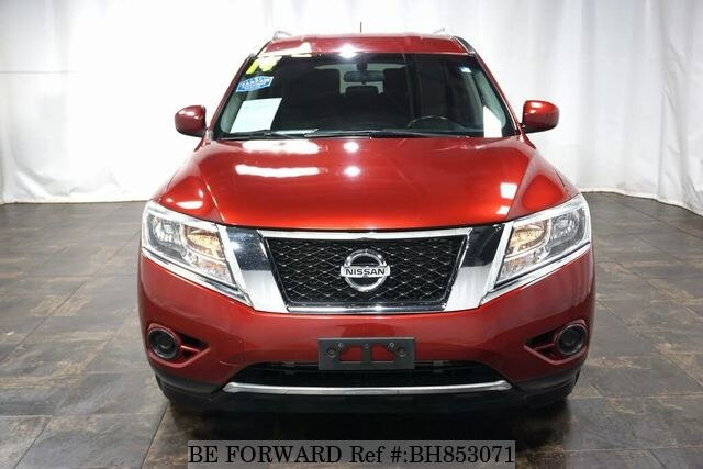 Used 2014 NISSAN PATHFINDER BH853071 for Sale