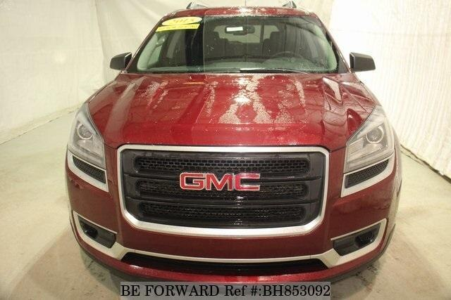 Used 2015 GMC ACADIA BH853092 for Sale