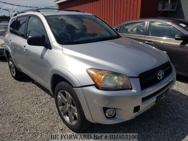 Used 2009 TOYOTA RAV4 BH853100 for Sale