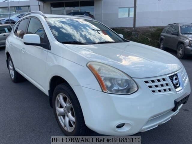 Used 2009 NISSAN ROGUE BH853110 for Sale